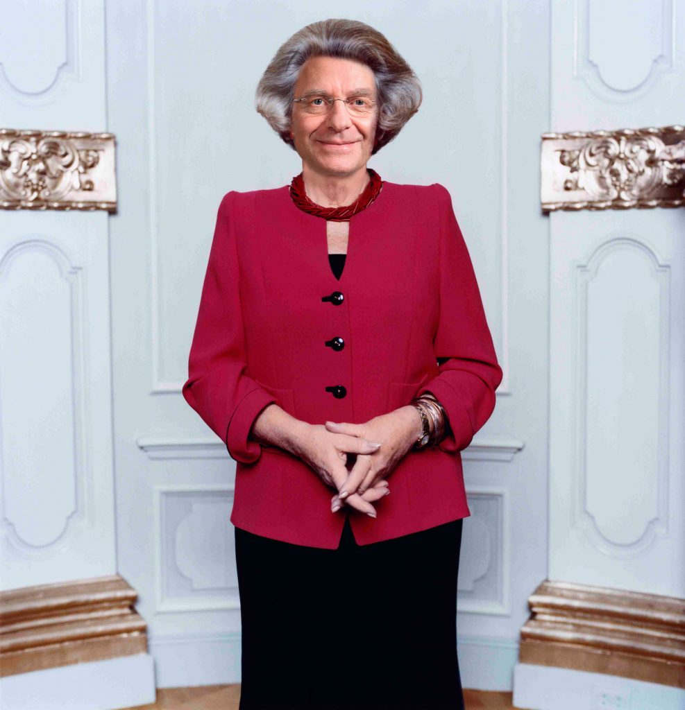 Henk Kamp als Koningin der Nederlanden