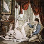 Thomas Rowlandson's cock
